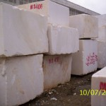 Australian White Marble blocks
