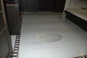 Indian white Marble flooring