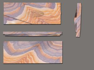 Diamond Rainbow sandstone