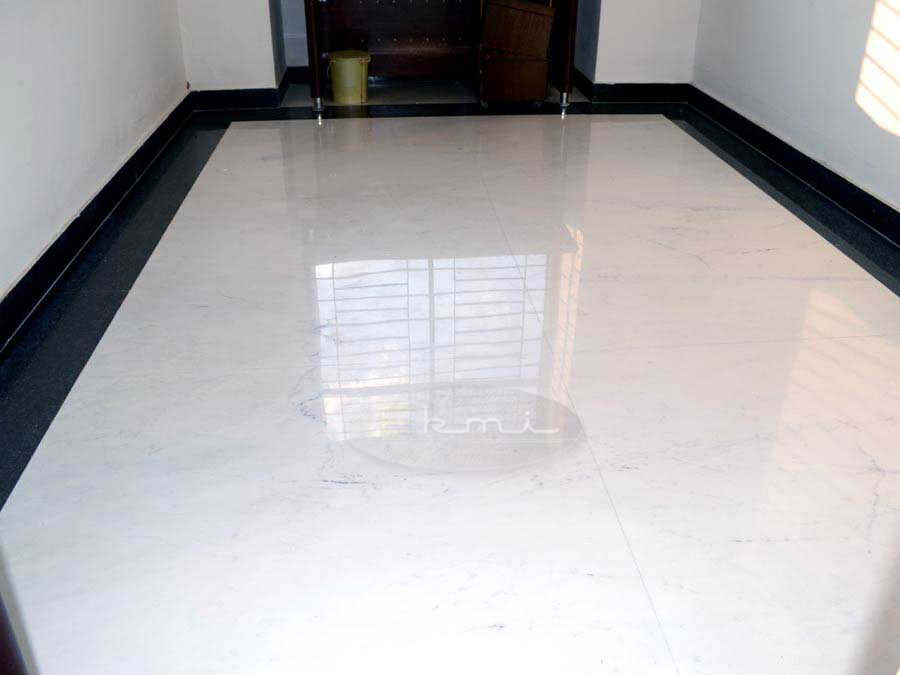 Crema marfil kishangarh marble industries for White marble floor designs