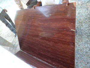 Indian Tobacco Red Marble